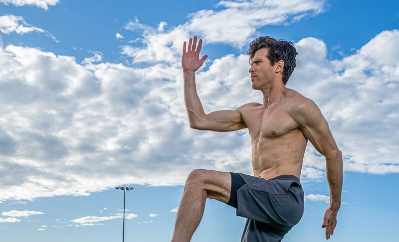 Vegan Model, Royal Palm Beach Fitness Photography, 2019 cdrvisu